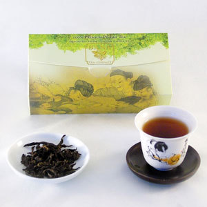 Chang-An Ripe Puerh from Bana Tea Company