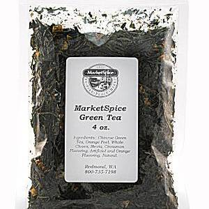 Green Market Spice from Market Spice Tea