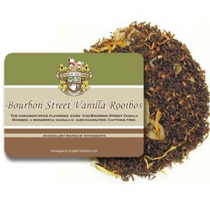 Bourbon Street Vanilla from English Tea Store
