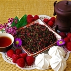 Raspberry Pu'erh from The Green Tea House