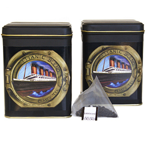 RMS Titanic Tea Blend from Harney &amp; Sons