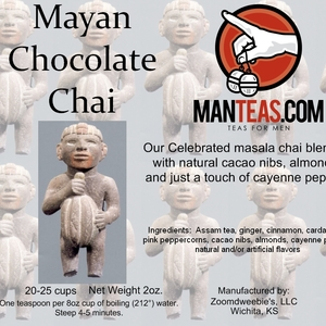 Mayan Chocolate Chai from Man Teas