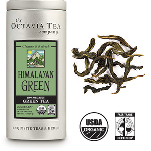 Himalayan Green from Octavia Tea
