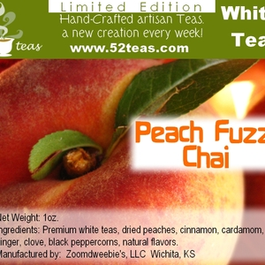 Peach Fuzz Chai from 52teas