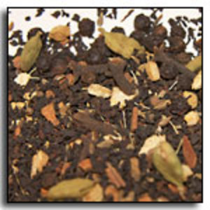 Black Chai Tea from The Exotic Teapot