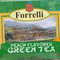 Peach Flavored Green Tea from Forrelli