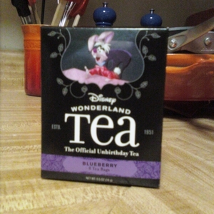 Blueberry (Green) from Disney Wonderland Tea