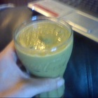 Matcha Green Smoothie from by Tommy the Toad