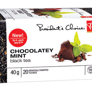 Chocolatey Mint from President's Choice