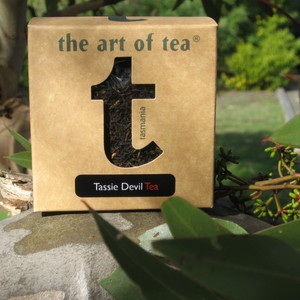 Tassie Devil from The Art of Tea