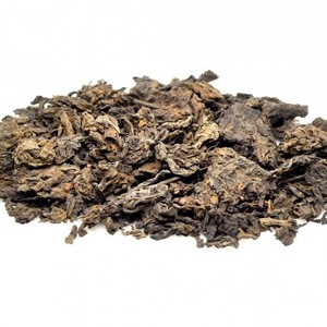 2008 Meng Hai Lao Cha Tou-Aged Loose Tea Knot from ESGREEN