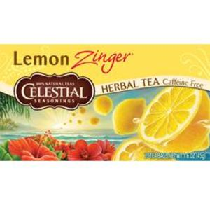 Lemon Zinger from Celestial Seasonings