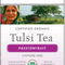 Passionfruit Tulsi Tea from Organic India