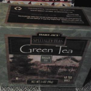 Green Tea (Specialty Teas) from Trader Joe&#x27;s