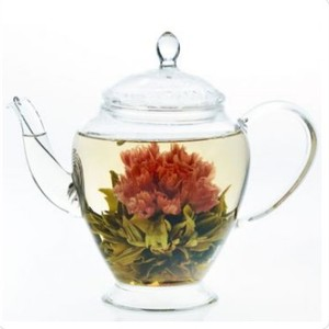 Red Blossom Flower Tea from Teavivre