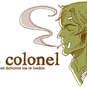 The Colonel from Custom-Adagio Teas