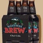 Chai Cola from Natural Brew