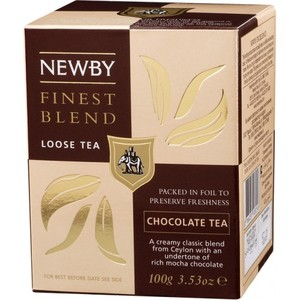 Chocolate Tea from Newby Teas of London