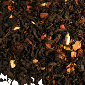 Caramel Chai Pu-erh from Fusion Teas