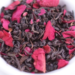 Rose Black Tea from Ovation Teas