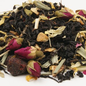 Raspberry Limone Black Tea from Ovation Teas