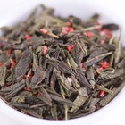 Strawberry Green Tea from Ovation Teas