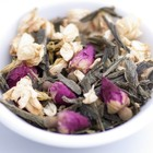 Jasmine Rose Green Tea from Ovation Teas