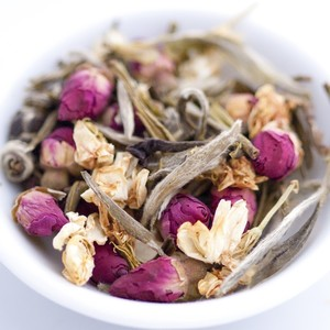 Jasmine Rose White Tea from Ovation Teas