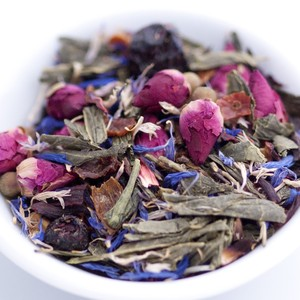 Blueberry Fields Green Tea from Ovation Teas
