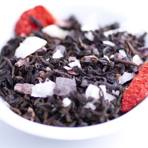 Strawberry Paradise Black Tea from Ovation Teas