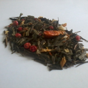 Pepper Mango Green Tea from Gurman's