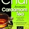 Aromatic Cardamom Tea from Chai Xpress