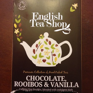 Chocolate, Rooibos &amp; Vanilla from English Tea Shop