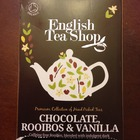 Chocolate, Rooibos & Vanilla from English Tea Shop