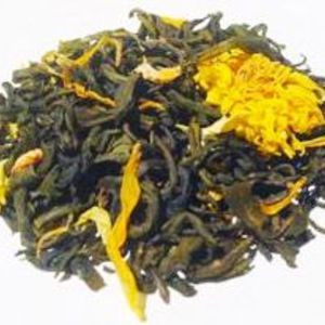Fortune Dragon Green Tea Blend from Zen Tara Tea