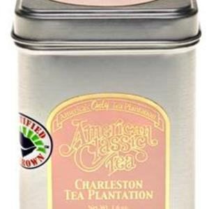 American Classic Plantation Peach Loose Tea from Charleston Tea Plantation
