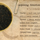 Lapsang Souchong from Mountain Rose Herbs