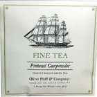 Charleston Colonial Tea - Pinhead Gunpowder Green Tea, 4 oz from Oliver Pluff & Company