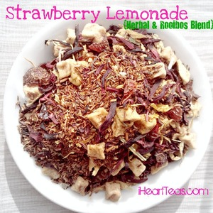 Strawberry Lemonade from iHeartTeas