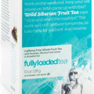 Wild Siberian Fruit Tea from Fully Loaded Tea