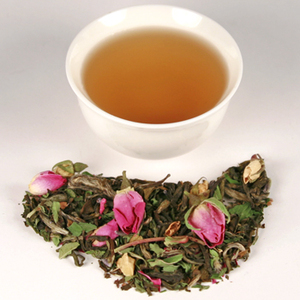 Sweet Serenade White Tea from The Tea Smith