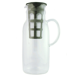 Glass Pitcher from Teaopia