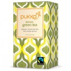 Lemon Green tea from Pukka