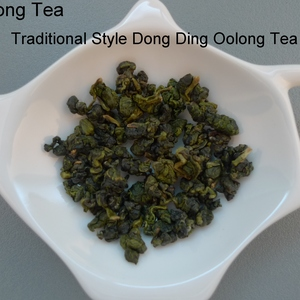 Traditional Green Style Dong Ding Oolong Tea from FONG MONG TEA