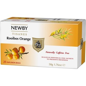 Rooibos Orange from Newby Teas of London