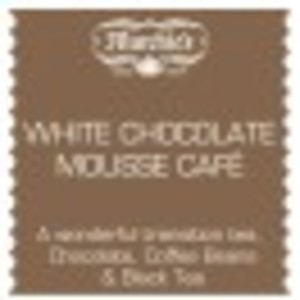White Chocolate Mousse from Murchie's Tea & Coffee