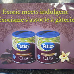 Dark Chocolate Chai from Tetley