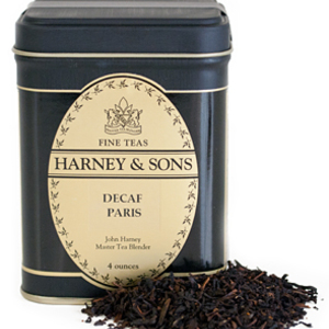 Decaffeinated Paris from Harney & Sons