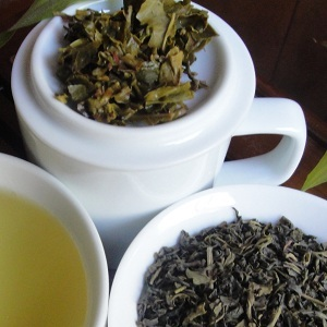 Organic Korakundah from Butiki Teas