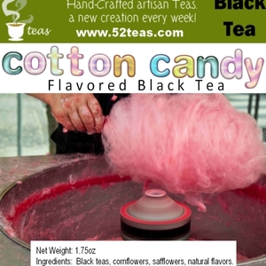 Cotton Candy Black Tea from 52teas